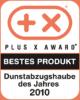 Plus X Award 2010