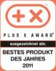 Plus X Award 2011