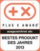 Plus X Award 2013