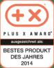 Plus X Award 2014