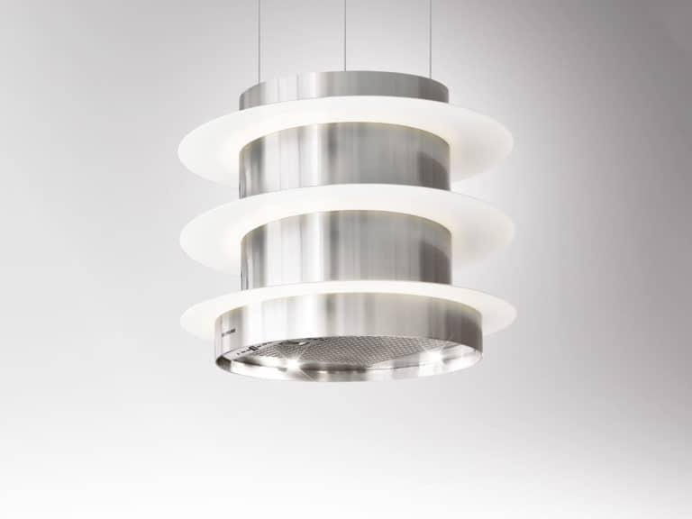 LED-beleuchtete Glasringe