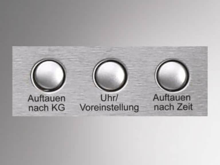 Deutsche Klartext-Blende