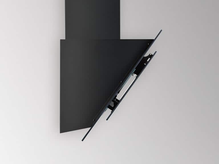 Korpus und Schacht Schwarz, Seitenansicht