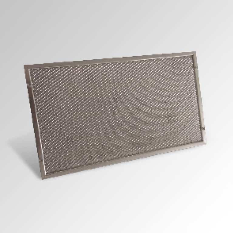 Aktivkohle-Metallfiltern (bis zu 3 x waschbar)