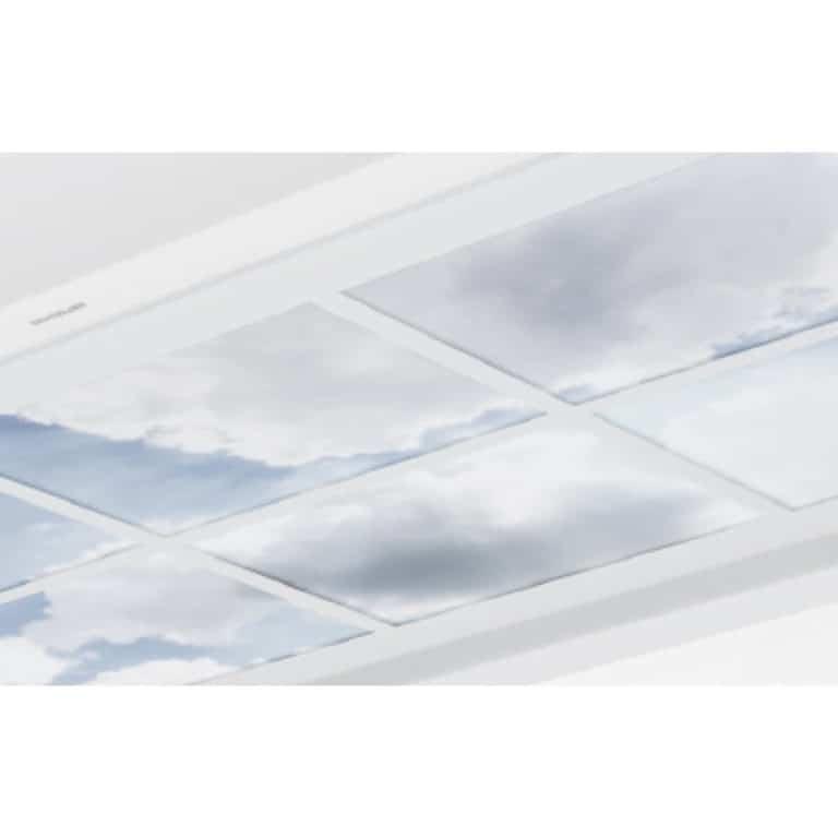 Acrylglasplatte Optik Sky 120 x 70 cm