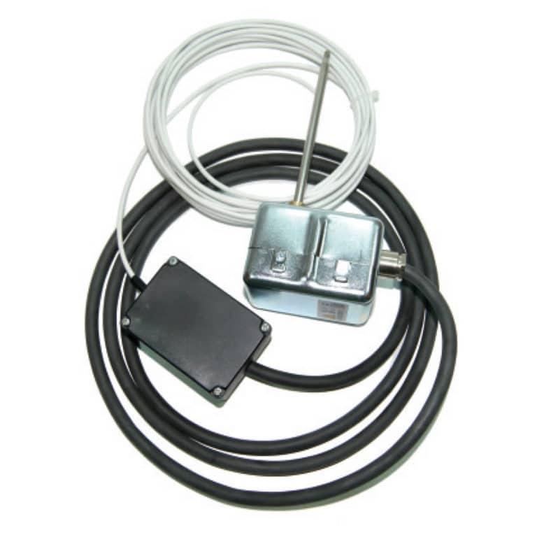 Abgastemperaturwächter mit Kabel