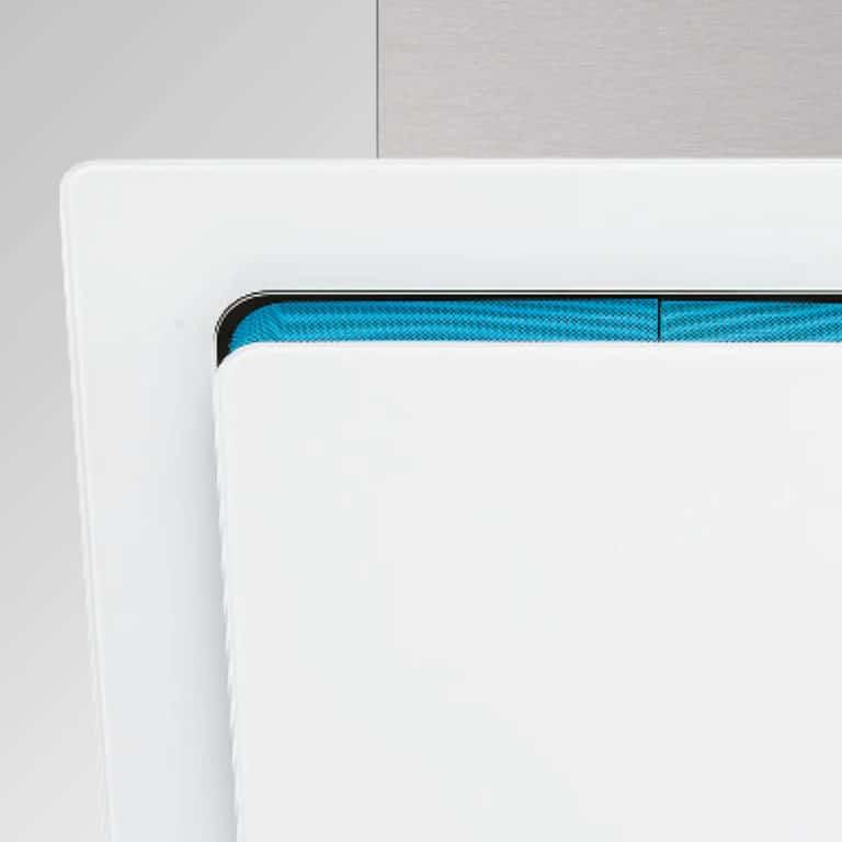 Filterabdeckung Blau (Pantone 7704C)