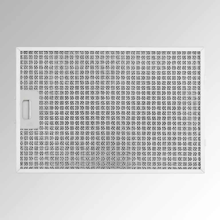 Edelstahl-Metallfettfilter, 12-lagig (50 cm)