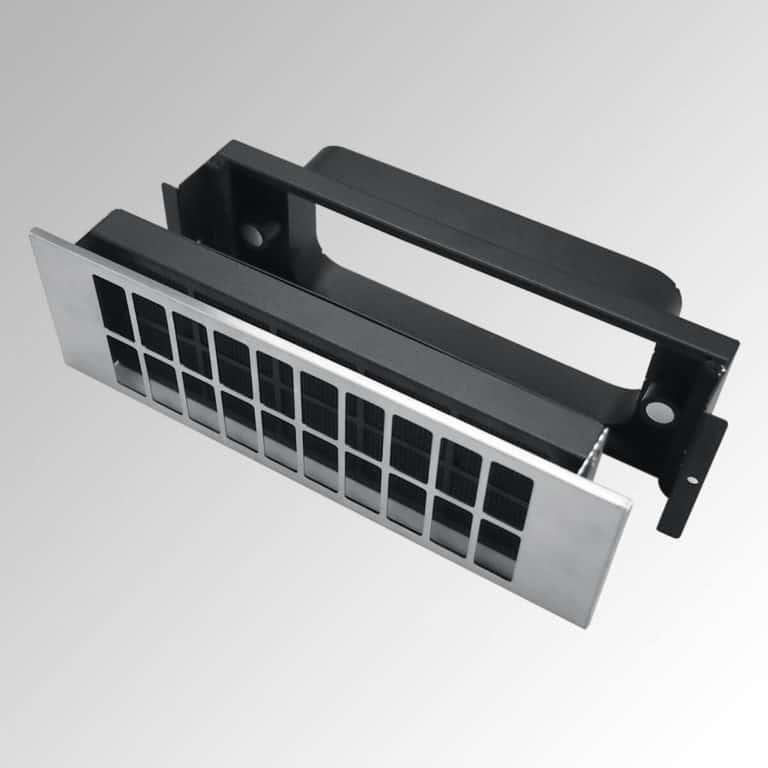 Umluft-Starter-Set (Aktivkohle-Wabenfilter-Box und 1 x AF 811)