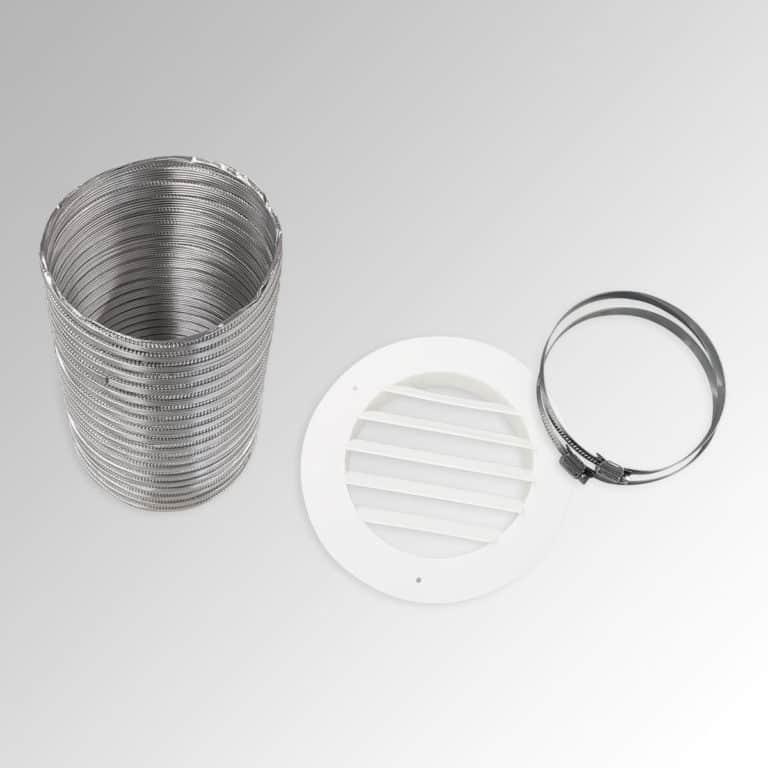 Umluft-Set für Oberschränke Ø 150 mm