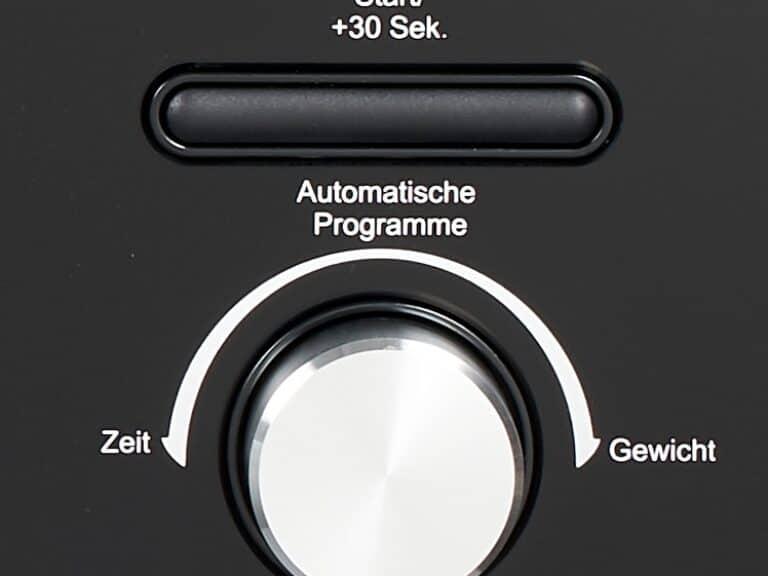 Deutsche Klartext-Blende, 30 Sek. Schnellstart-Taste