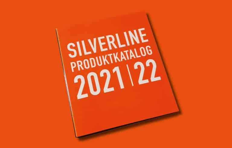 NEU: SILVERLINE Produktkatalog 2021/22