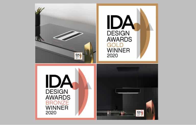 Ausgezeichnet mit den IDA – International Design Awards 2021!